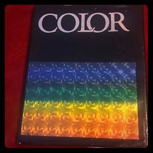 """Architectural Digest's """"COLOR"""" Coffee Table  Book"""